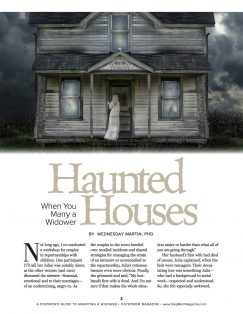 Haunted Stepmom Houses