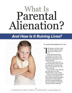 What is Parental Alienation