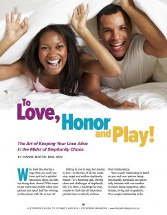 Love Honor and Play