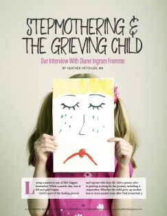 Stepmothering Grieving Child