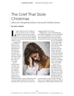 Grief Stole Christmas