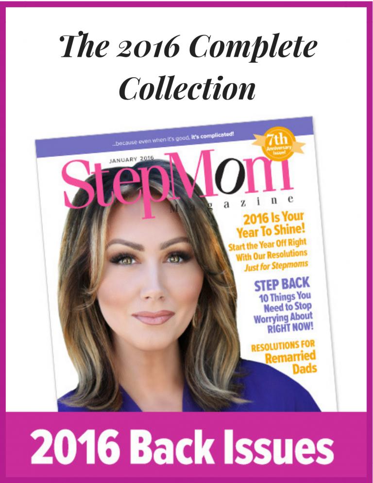 Stepmom 2016 Collection