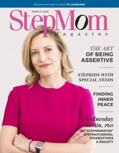 StepMom March 2018 Cover