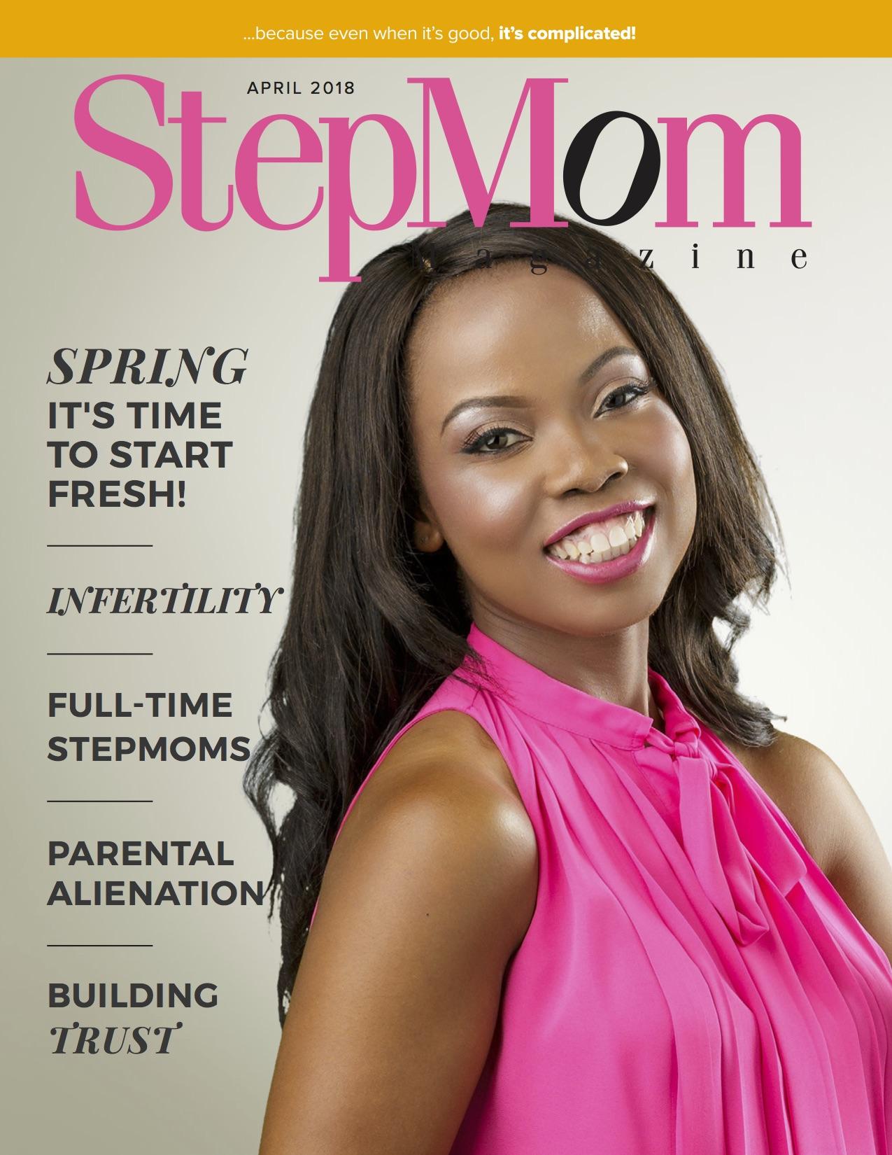 Monthly Online Magazine For Stepmoms