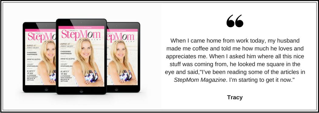 Stepmom Testimonial 1