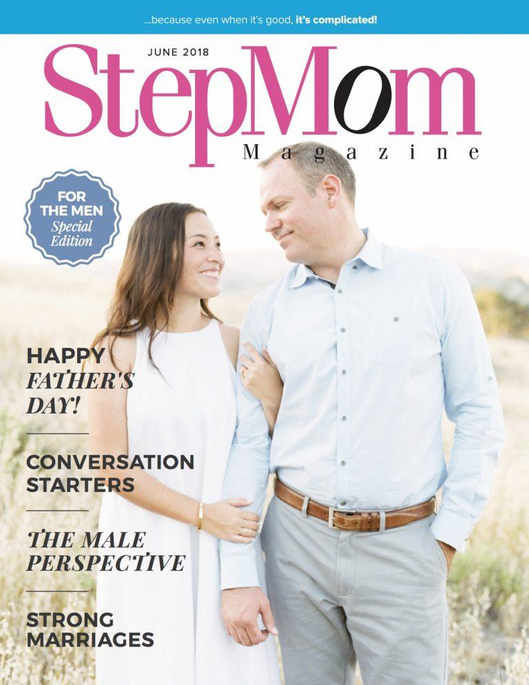 StepMom Cover June 2018