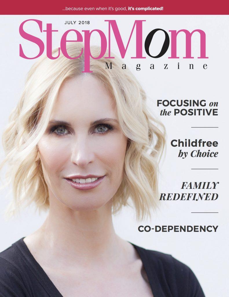 StepMom July 2018
