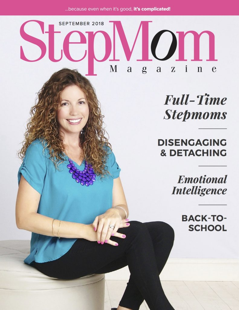 StepMom September 2018