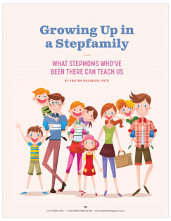 Growing Up Stepfamily