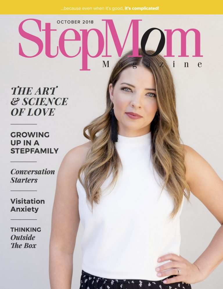 StepMom Cover October 2018