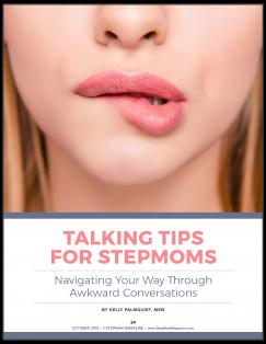 Talking Tips for Stepmoms