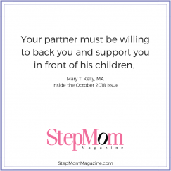 StepMom Quotes October 2018