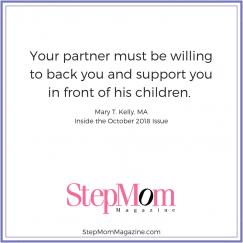 StepMom Quotes October 2018
