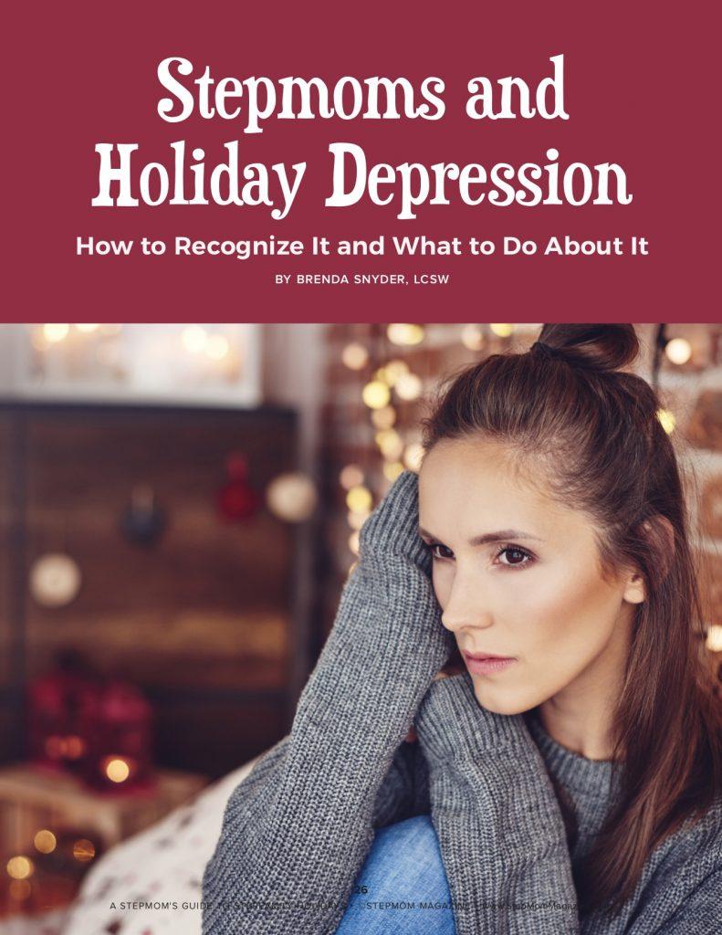 Holiday Depression Stepmom