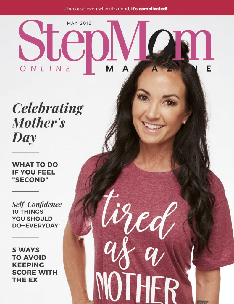 StepMom May 2019