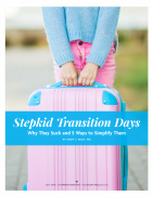 Stepkid Transition Days