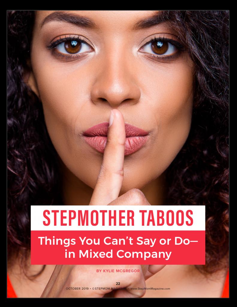 Taboo Topics for Stepmoms