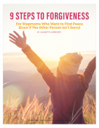 StepMom Forgiveness