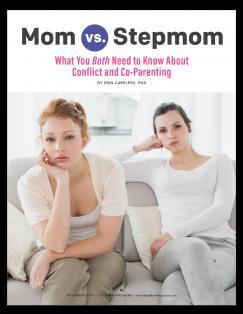 Mom Stepmom Co-Parenting