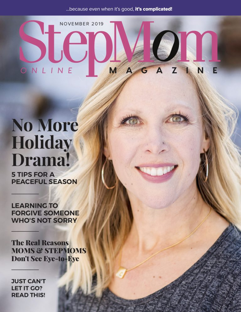 StepMom Magazine November 2019