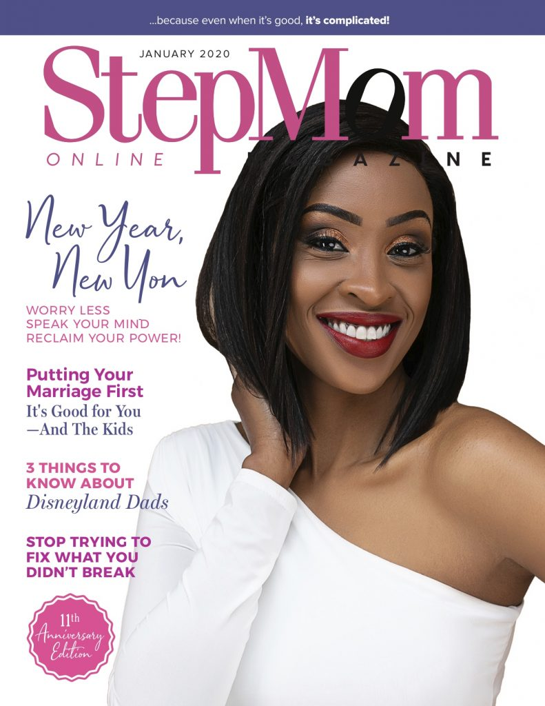StepMom Magazine January 2020