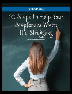 Struggling Stepfamily