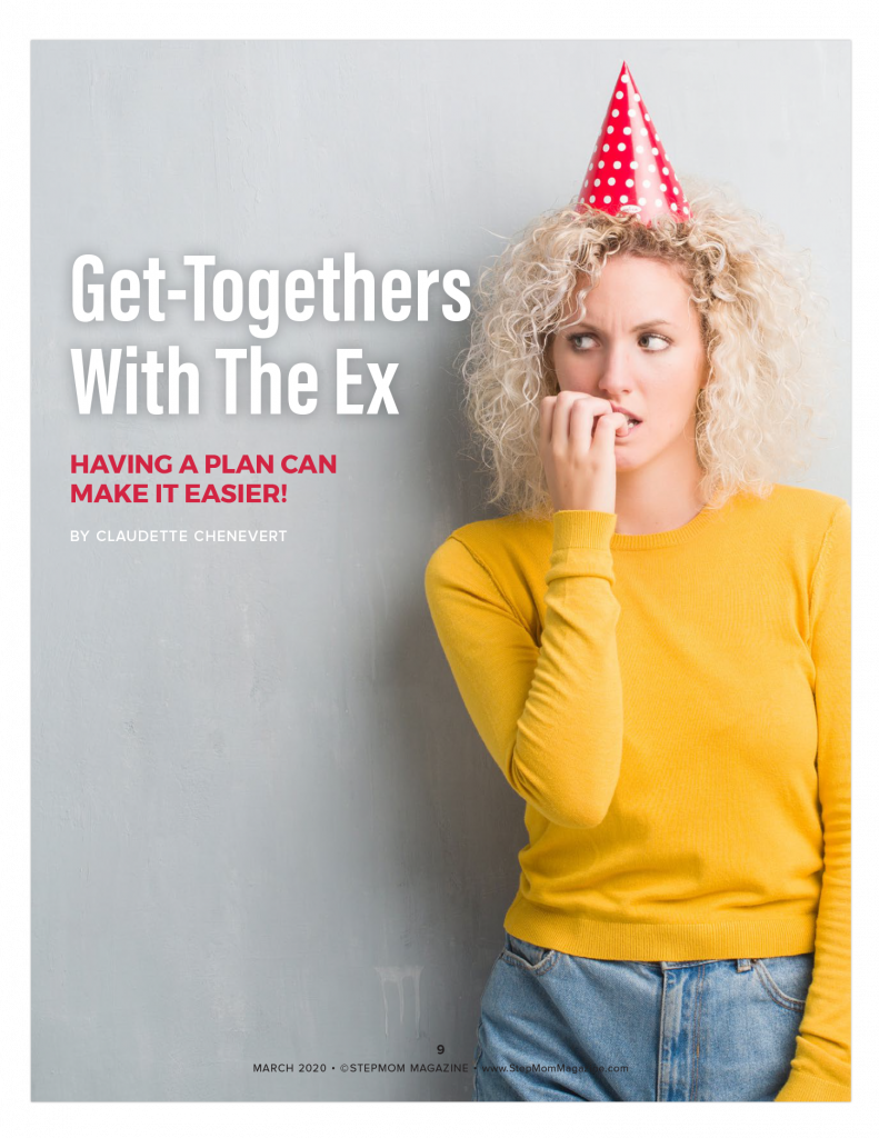 Get Togethers with the Ex