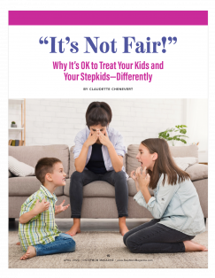 Treating Your Stepkids Differently