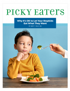 My Stepkids Are Picky Eaters