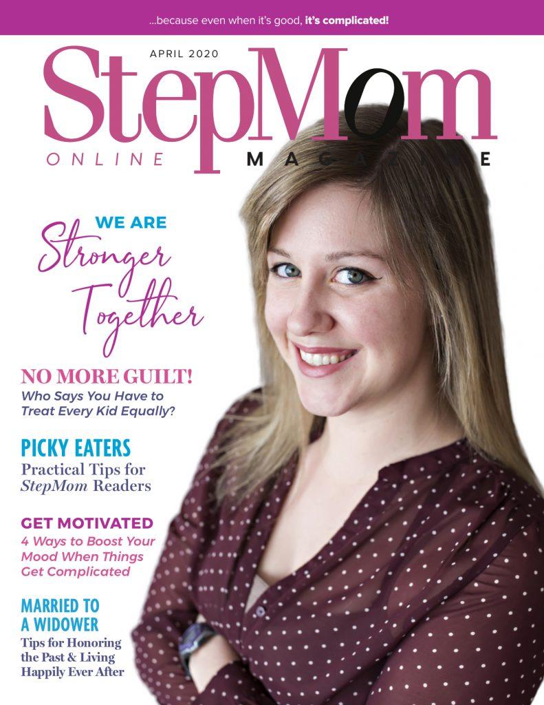 StepMom Magazine April 2020