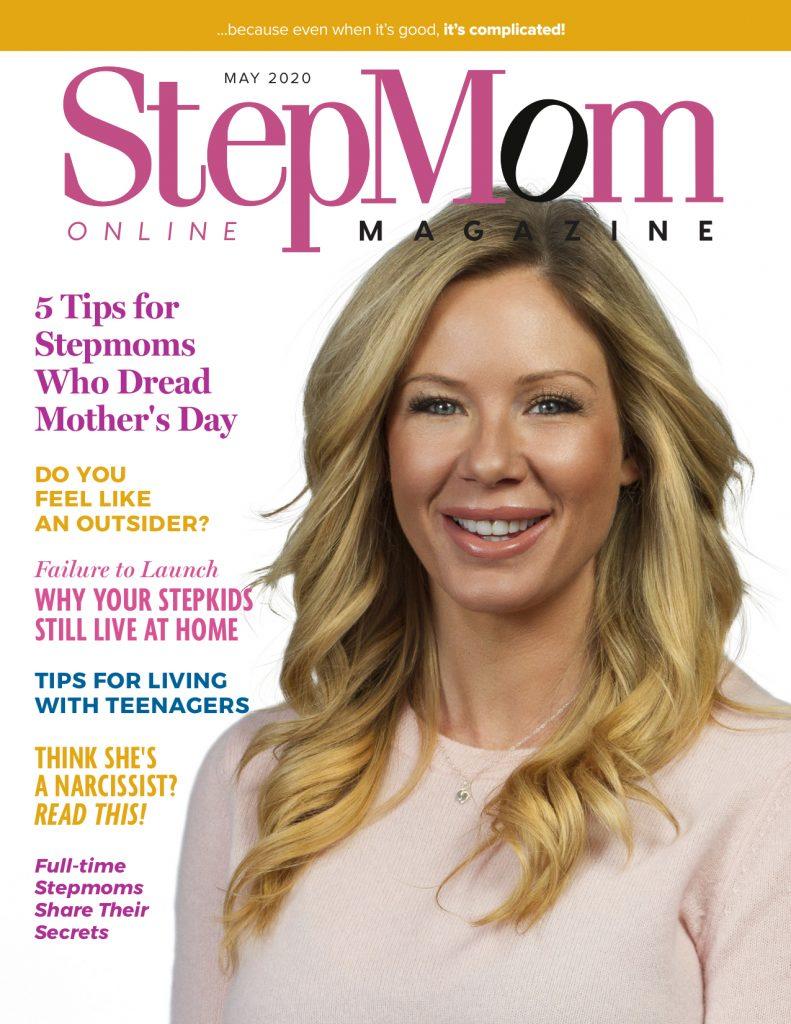 StepMom Magazine May 2020