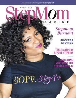 StepMom Magazine August 2020