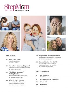 Stepmom Magazine July 2020 TOC 1