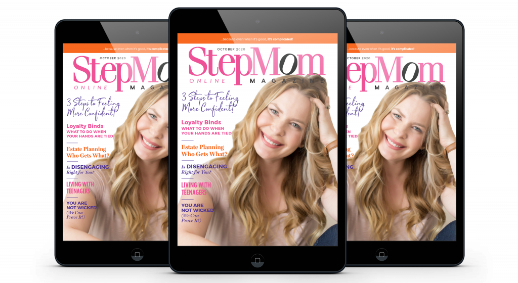 StepMom October 2020