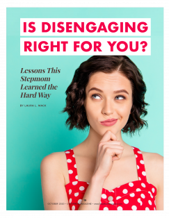 Stepmoms who Disengage