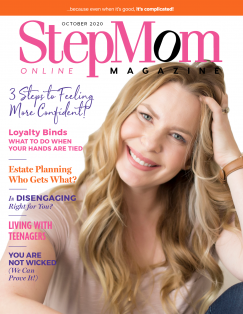 StepMom October 2020 Cover