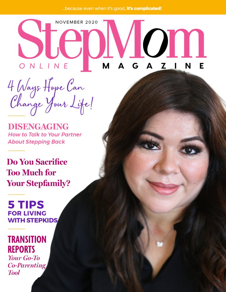 StepMom Nov 2020 Cover
