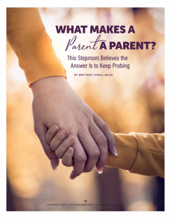 What Makes a Parent