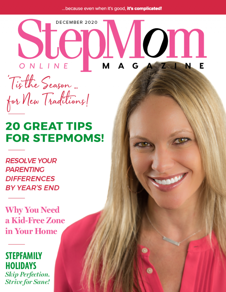 StepMom Magazine Dec 2020