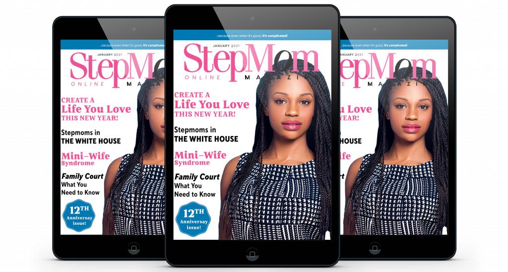 StepMom Magazine January 2021