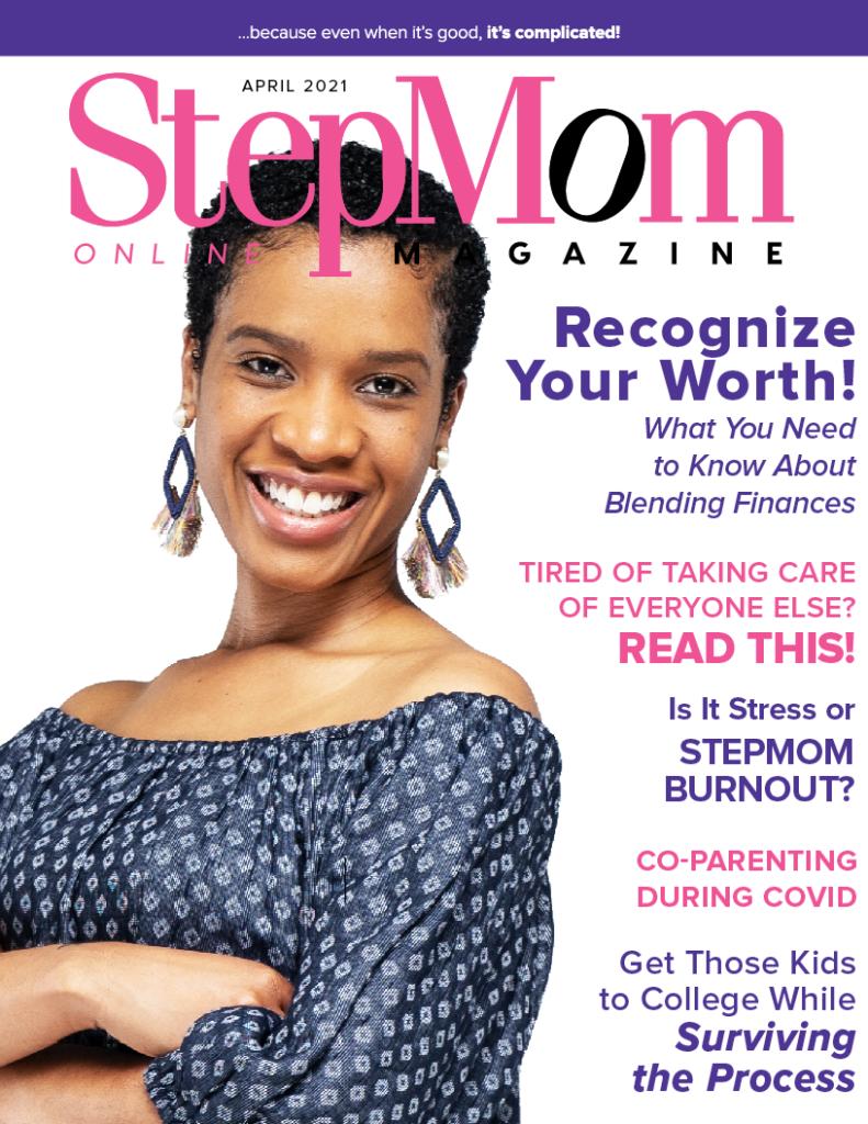 Stepmom Magazine April 2021