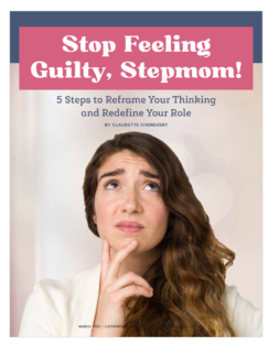 Stepmom Guilt