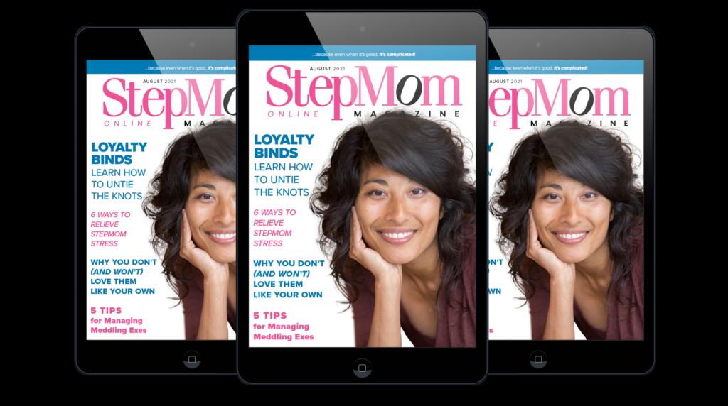 StepMom Magazine August 2021