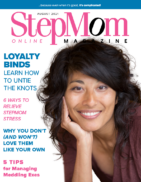 StepMom Magazine Cover