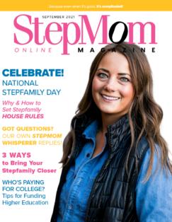 StepMom September 2021 Cover