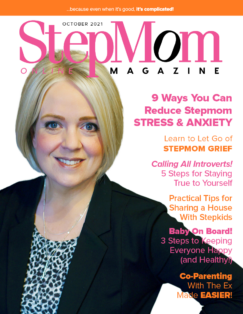 StepMom October 2021 Cover